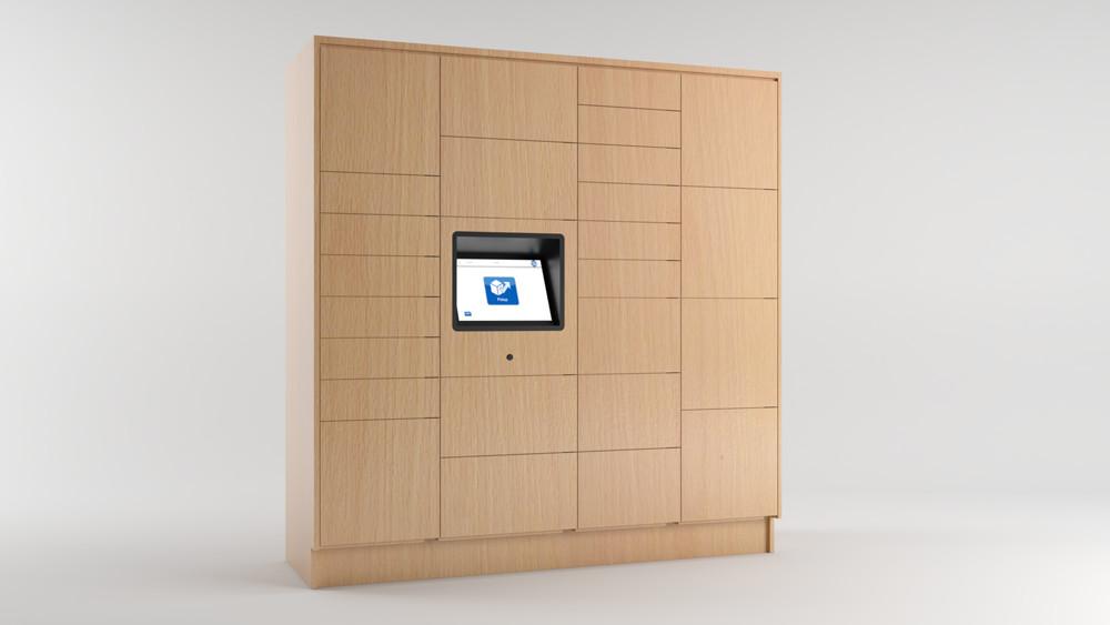 Smart Parcel Lockers