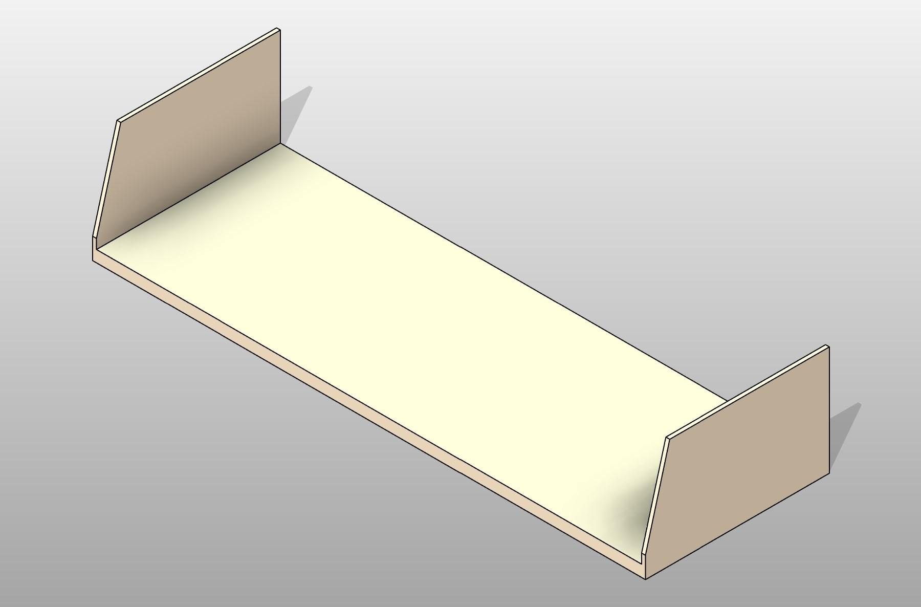 Shelf Cantilever Shelving