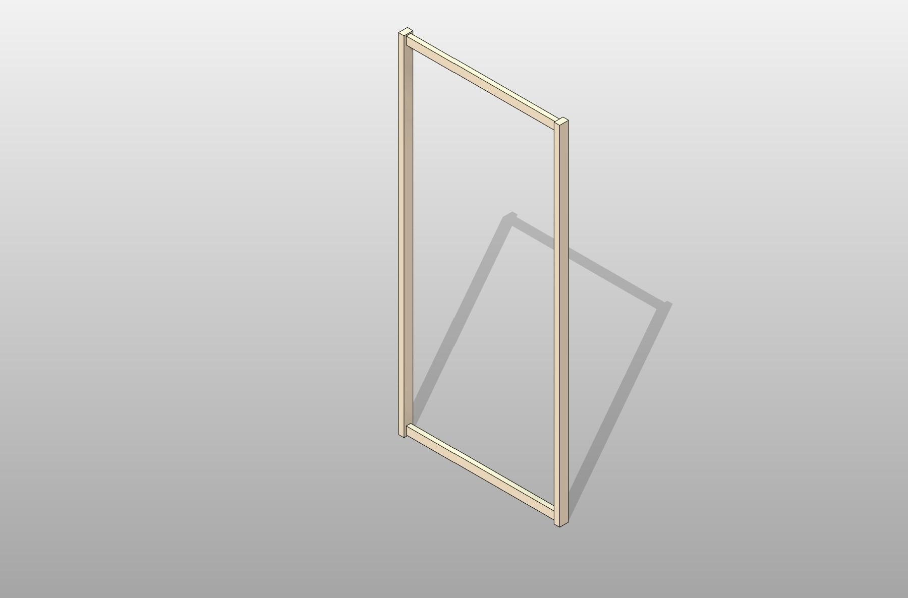 Frame Cantilever Shelving