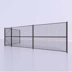 2 Sided Datacenter PCS Sliding Wire Cages sRend