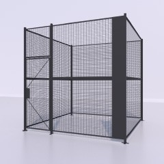 4 Wall Hinged 10x10 (10H) sRend