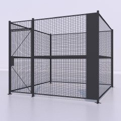 4 Wall Hinged 10x10 (8H) sRend