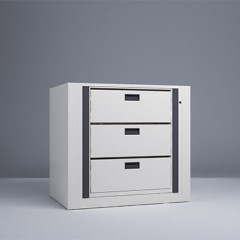 Rotary File-Legal-1 Starter 3 Tier-Drawers