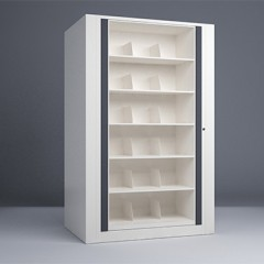 Rotary File-Legal-1 Starter 6 Tier-Shelves