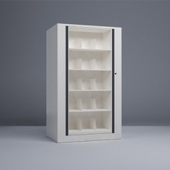 Rotary File-Letter-1 Starter 5 Tier-Shelves