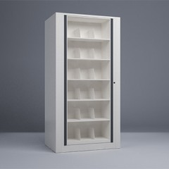 Rotary File-Letter-1 Starter 6 Tier-Shelves