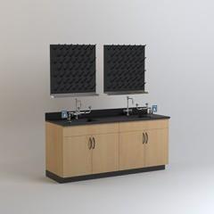 Lab - 06' Wide - Option 05