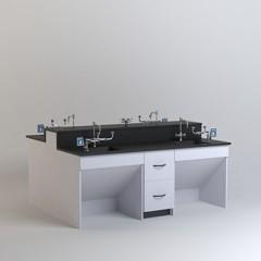 Lab - 07' Wide - Option 04