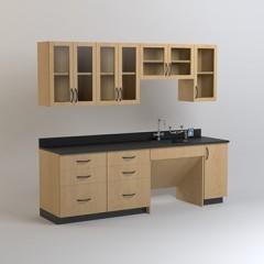 Lab - 08' Wide - Option 05