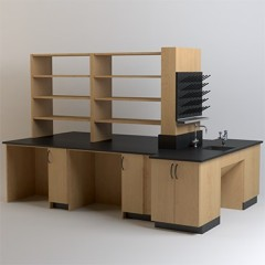 Lab - 10' Wide - Option 02