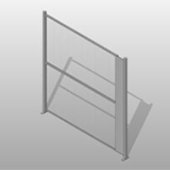ADA Compliant Laminate Corner Base Cabinet Small