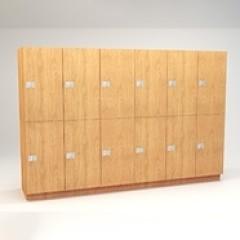 Day Locker 2T-182472 Small