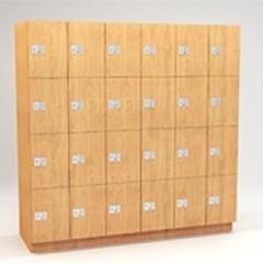 Day Locker 4T-122472 Small