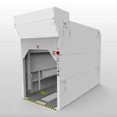 2 Position Heavy Duty Hospital Bed Lift