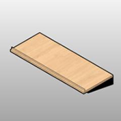 Laminate Pharmacy Modifiable-Straight-Shelf Small