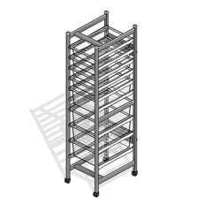 Surgical Equipment Medical Rack