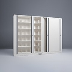 Rotary File-Letter-1 Starter-2 Adder-6 Tier-Shelves-Render Small