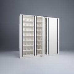 Rotary File-Letter-1 Starter-2 Adder-8 Tier-Shelves-Render Small