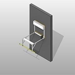 SSG-Overhead-Wall-Mount-LIFT-Painted-Steel-Garment-Open-Small
