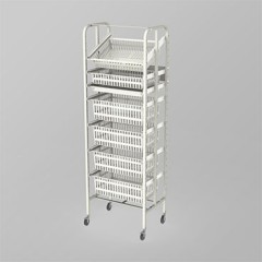 Medical Supply Storage-1 Column-7 High (Wide)