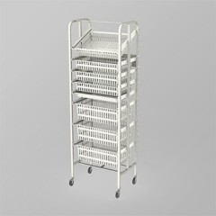 Medical Supply Storage-1 Column-8 High (Wide)