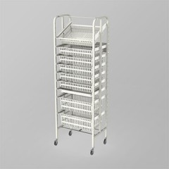 Medical Supply Storage-1 Column-9 High (Wide)