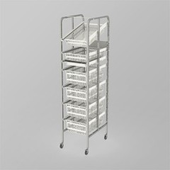 Medical Supply Storage-1 Column-7 High