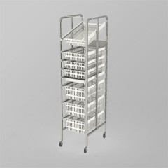 Medical Supply Storage-1 Column-8 High