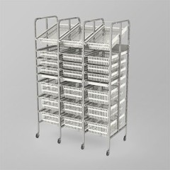 Medical Supply Storage-3 Column-8 High