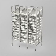 Medical Supply Storage-3 Column-9 High