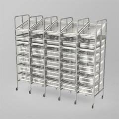 Medical Supply Storage-5 Column-7 High