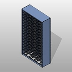 SSG-Shelving-4 Post-Shelf-Rollers-PCS-42x15x76-16-shelves-with-backstops-Small