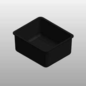 ADA Compliant Epoxy Resin Sink Drop In Small