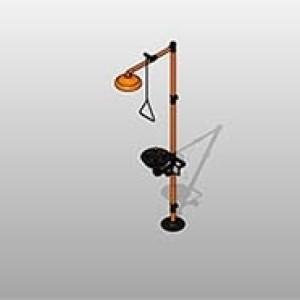 SSG Safety Station Shower Eyewish PLA Small