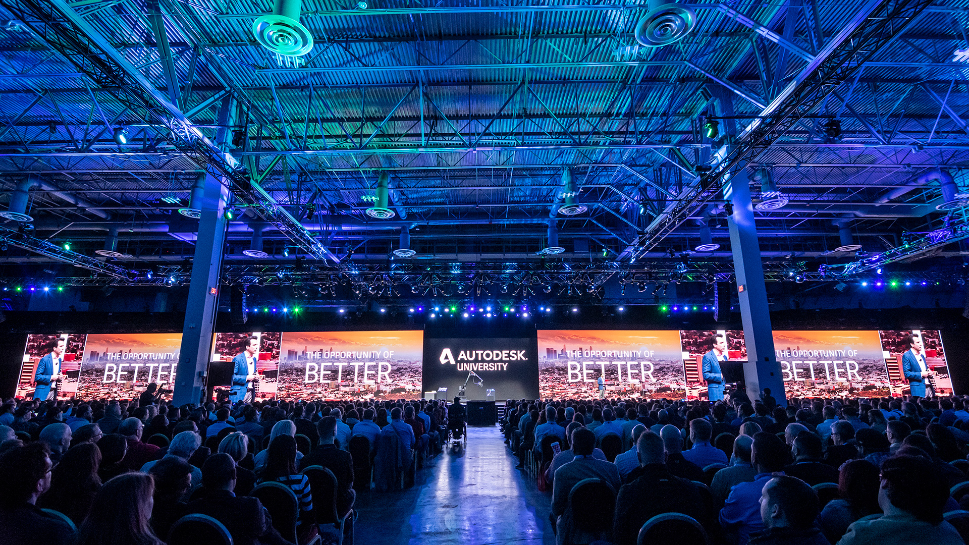 Autodesk University 2019 Las Vegas Fetch
